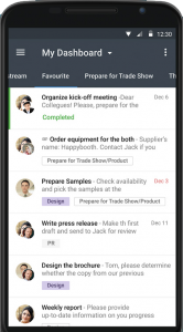 business planner app